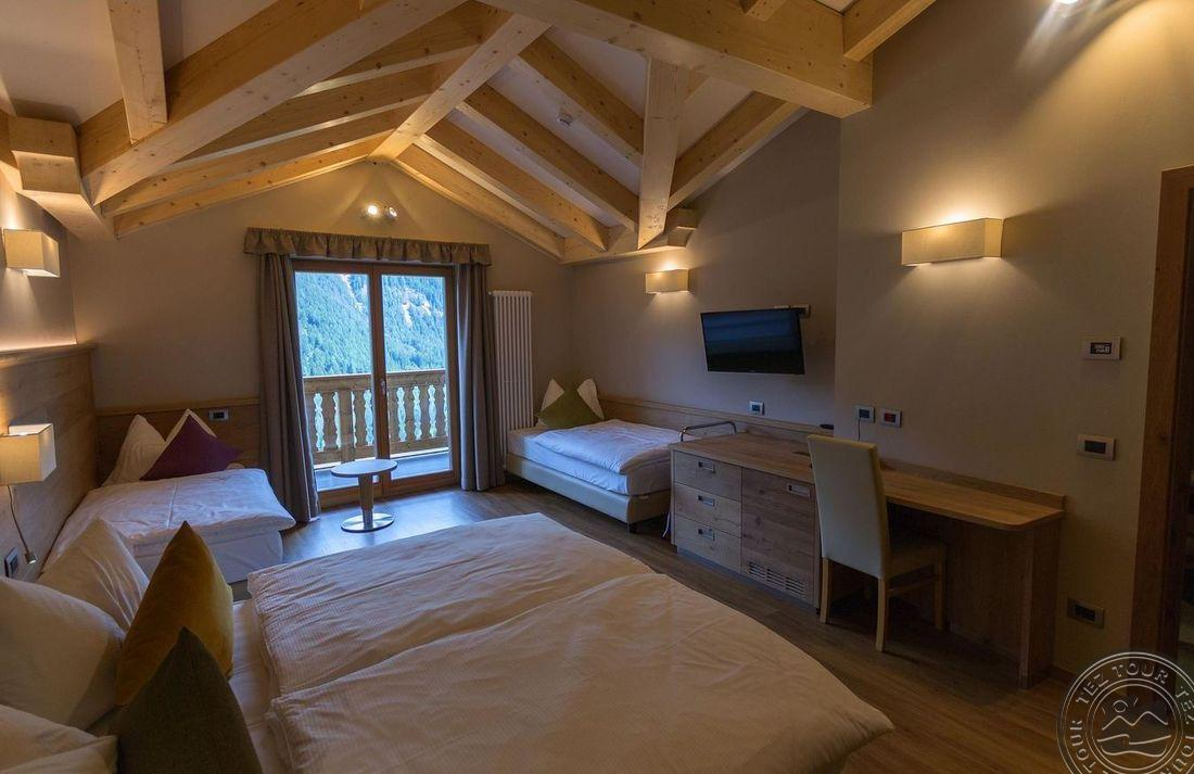 BELVEDERE HOTEL (VIGO DI FASSA) 3 * №19