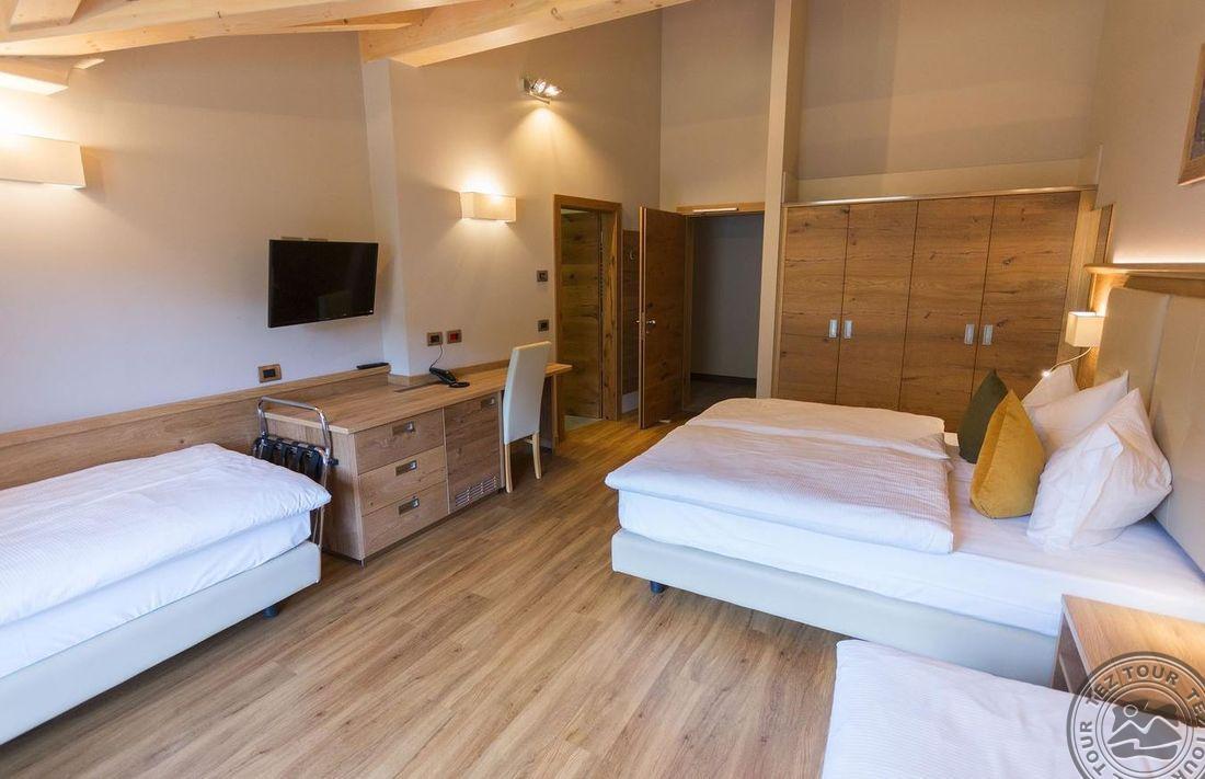 BELVEDERE HOTEL (VIGO DI FASSA) 3 * №21