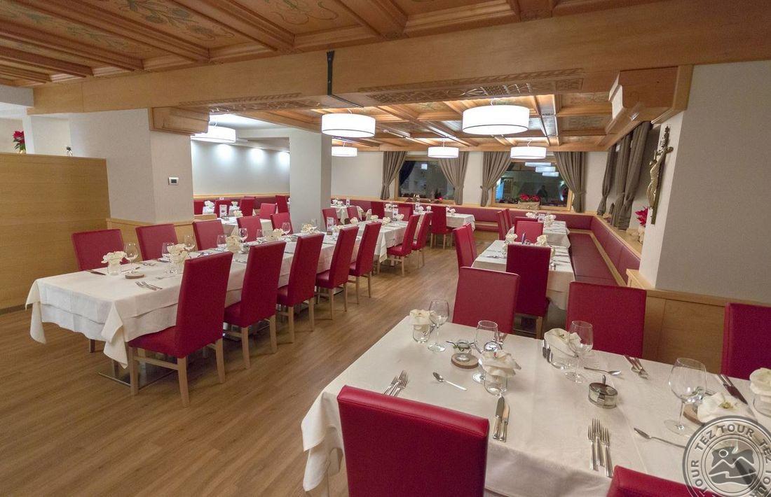 BELVEDERE HOTEL (VIGO DI FASSA) 3 * №24