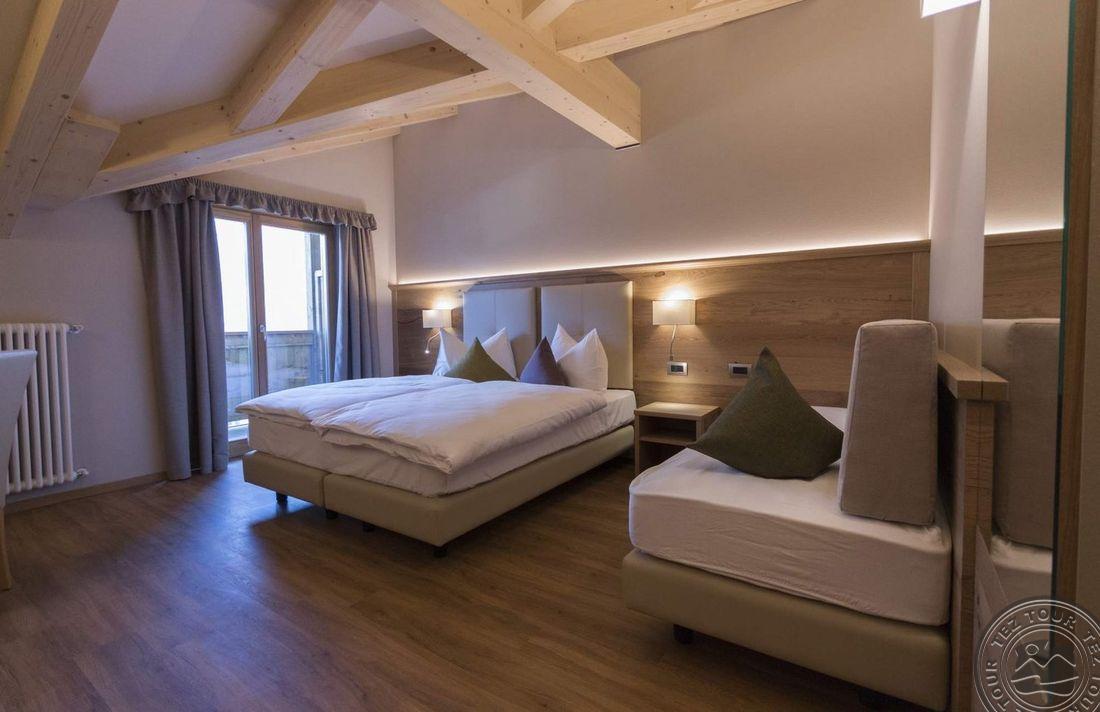 BELVEDERE HOTEL (VIGO DI FASSA) 3 * №7