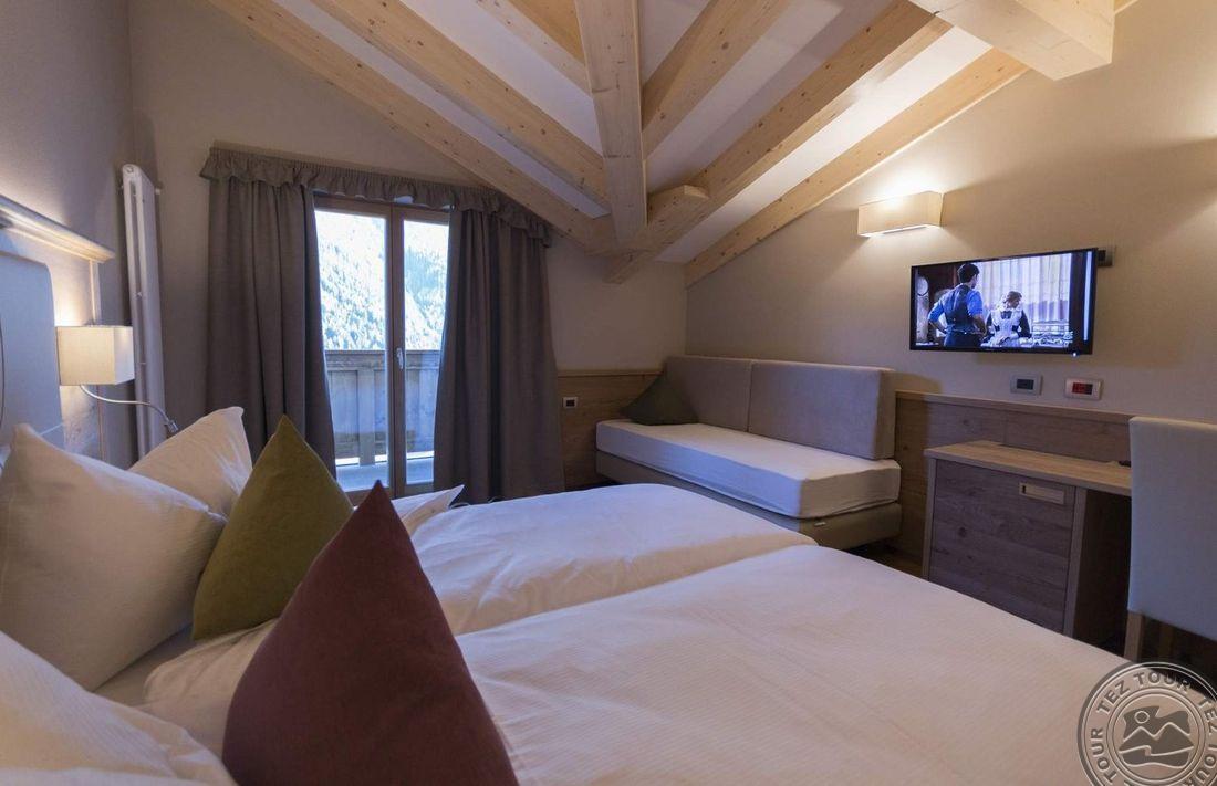 BELVEDERE HOTEL (VIGO DI FASSA) 3 * №9