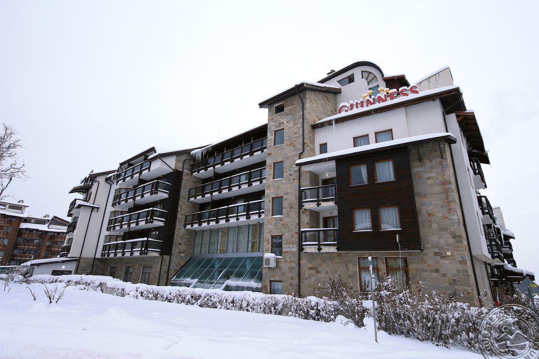 MPM HOTEL GUINNESS 4 *