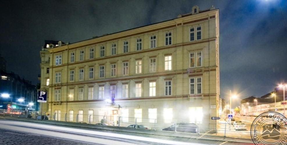 HILIGHT SUITES HOTEL (EX. STARLIGHT SUITEN HOTEL AM HEUMARKT) 4 * - Austrija