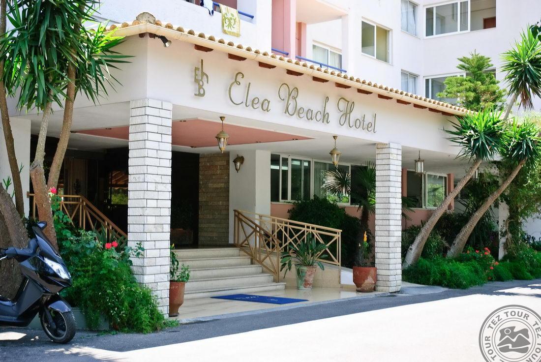 ELEA BEACH HOTEL 4 * №4