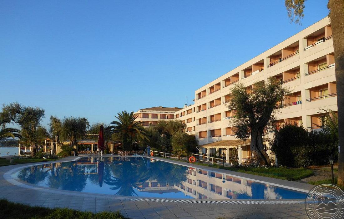 ELEA BEACH HOTEL 4 * №1