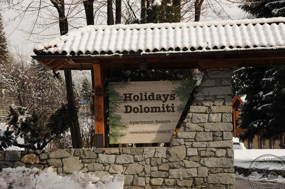 HOLIDAYS DOLOMITI APARTMENT RESORT (PINZOLO/CARISOLO) Apts №17