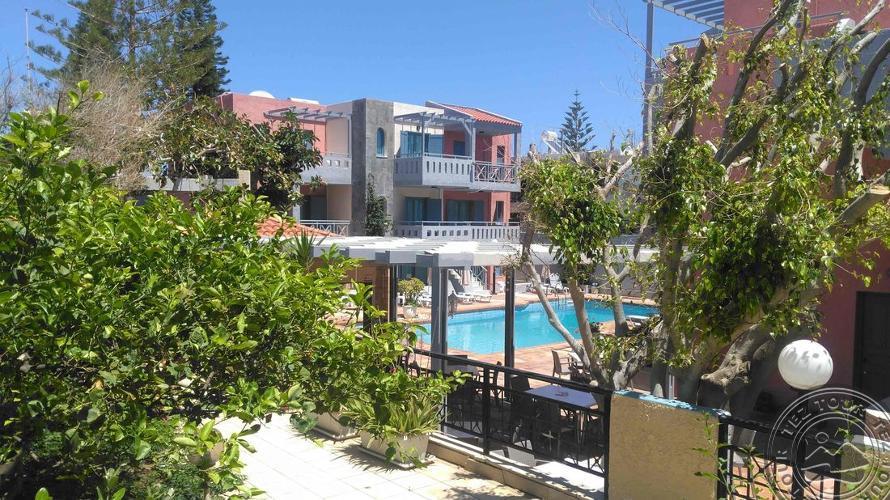 MARILISA HOTEL 3 * - Graikija