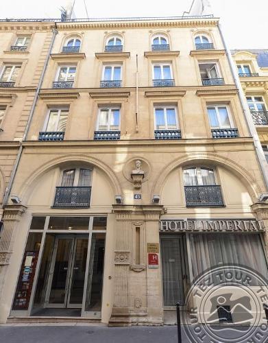 IMPERIAL HOTEL (PARIS) 3 * №4