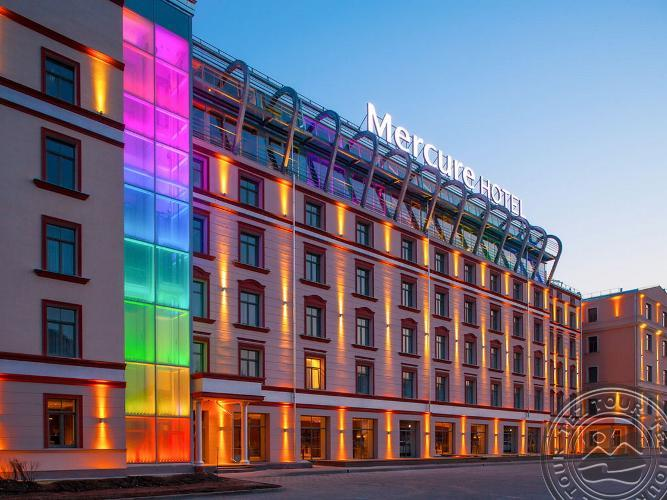Mercure Riga Centre Hotel 4 * - Рига, Латвия