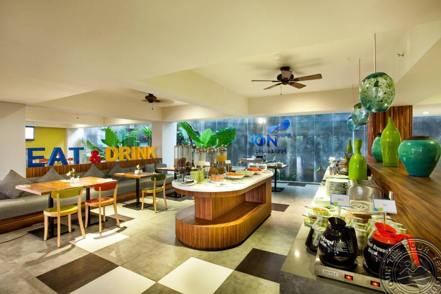 ION HOTEL BALI 3 * №8