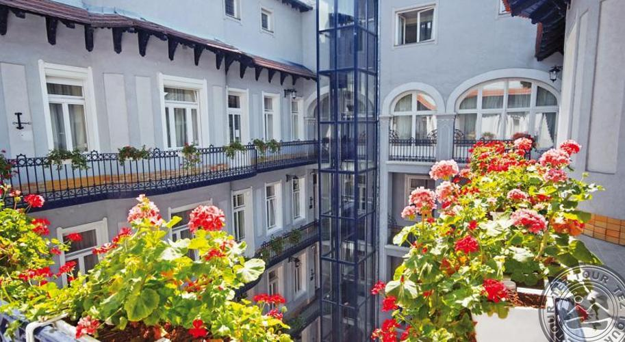 Baross City Hotel 3 * - Будапешт, Венгрия