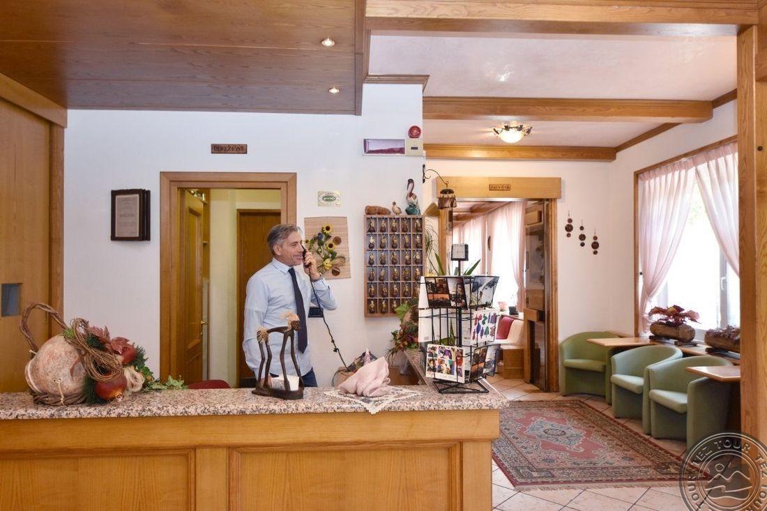 VILLA AGOMER HOTEL (ALBA DI CANAZEI) 2 * №11