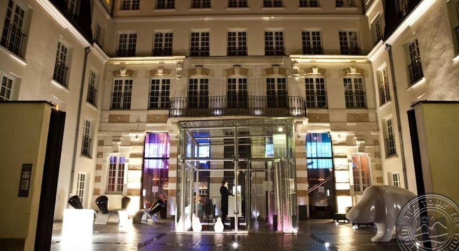 KUBE (PARIS) 4 * №8