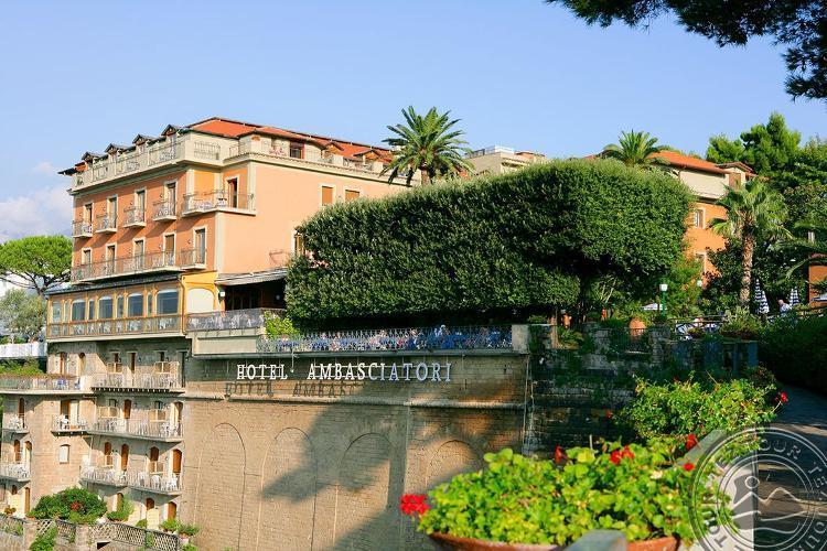 AMBASCIATORI GRAND HOTEL (SORRENTO) 5 * №18
