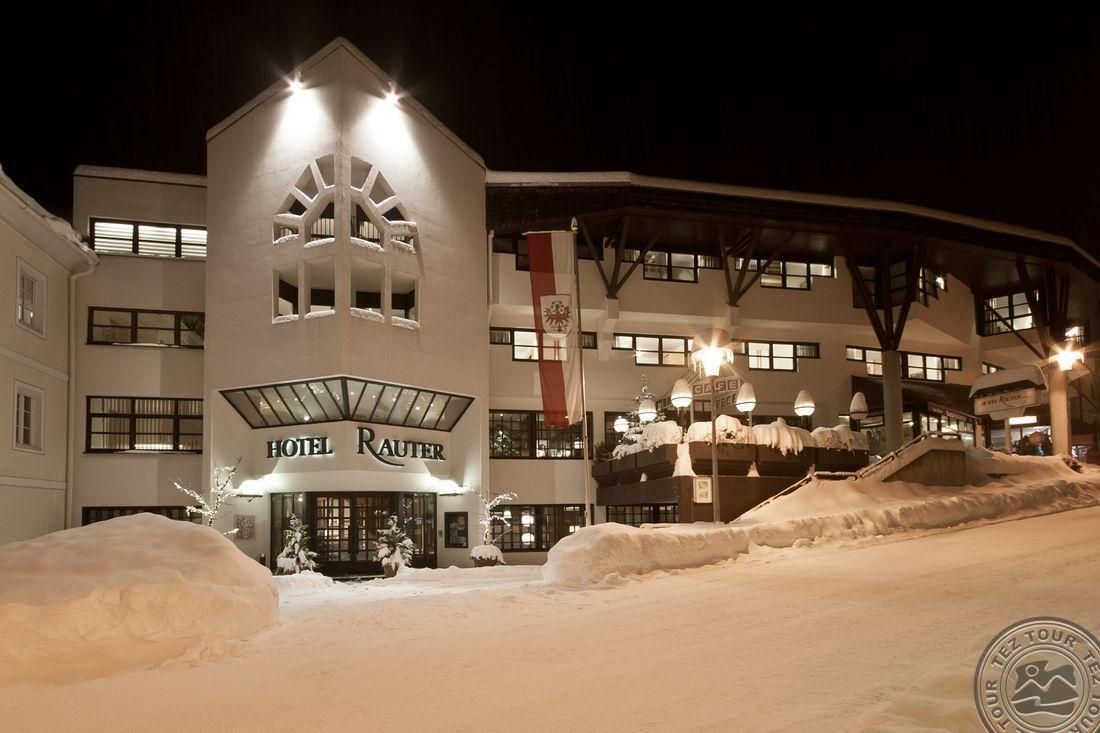 RAUTER HOTEL (MATREI) 4 *