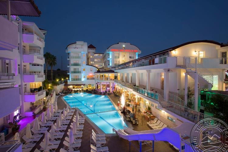 Merve Sun Hotel & Spa 4 * - Сиде, Турция