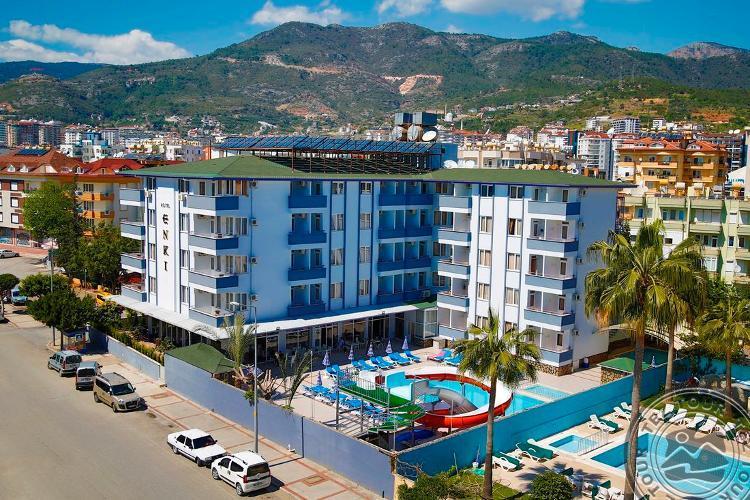 ENKI HOTEL 3 * - Туреччина