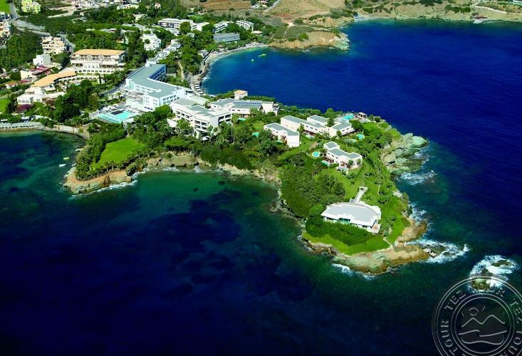 Out Of The Blue Capsis Elite Resort 5* Deluxe - Крит - Ираклион, Греция