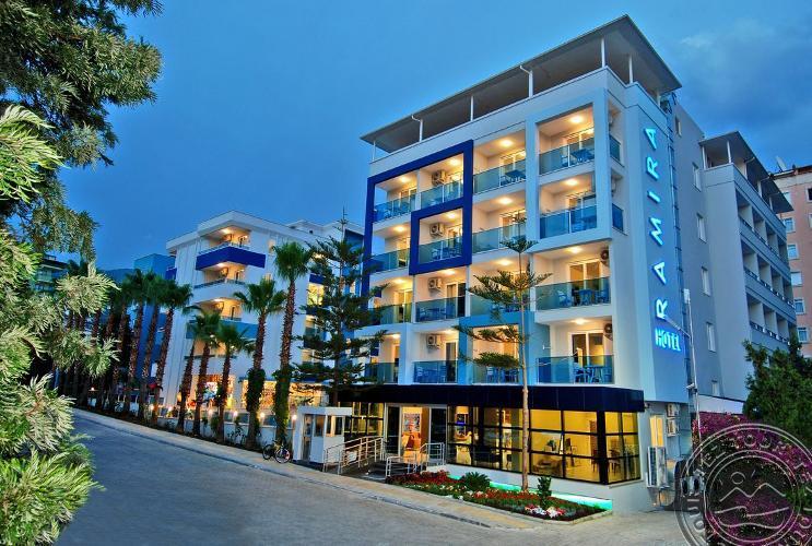 KLEOPATRA RAMIRA HOTEL 4 * - Turkija