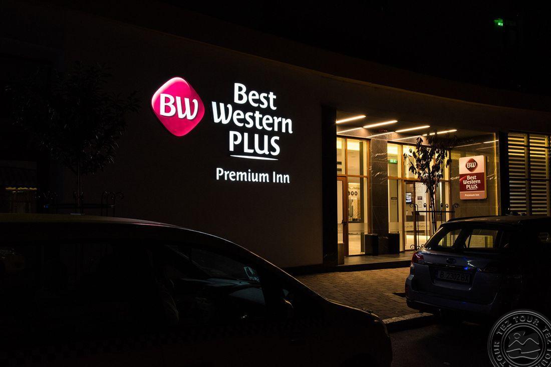 BEST WESTERN PLUS PREMIUM INN - Солнечный берег, Болгария