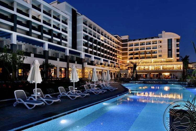Seaden Valentine Resort & Spa 5 * - Side, Turcija