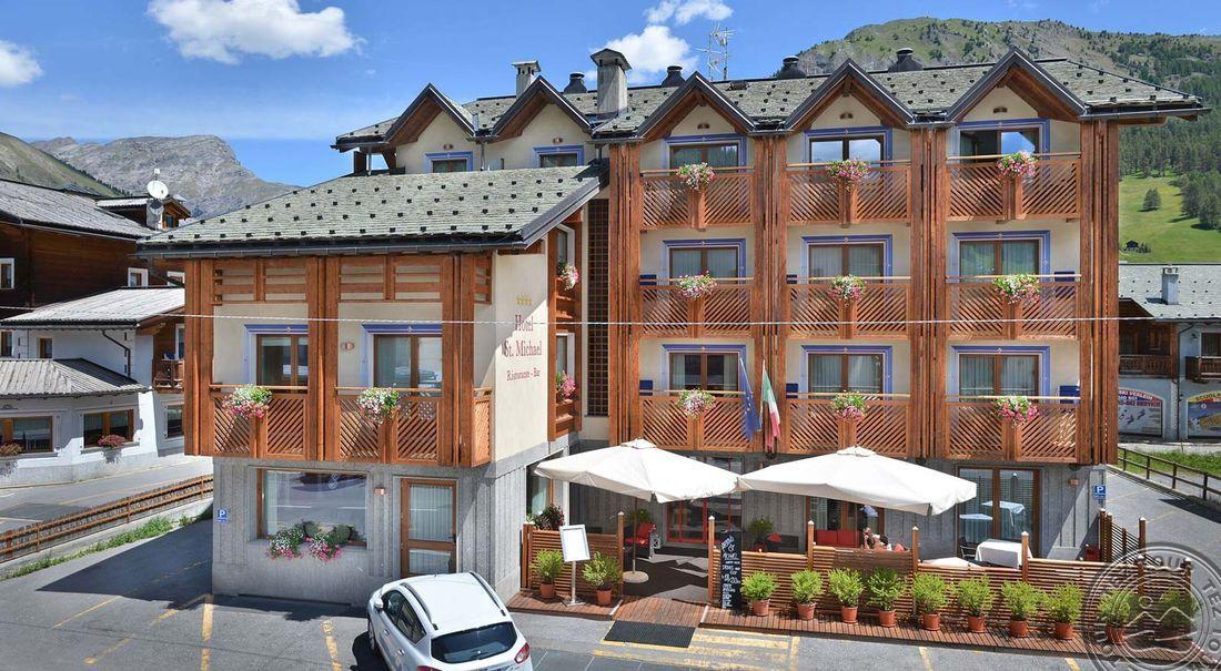 ST. MICHAEL HOTEL (LIVIGNO) 4 *