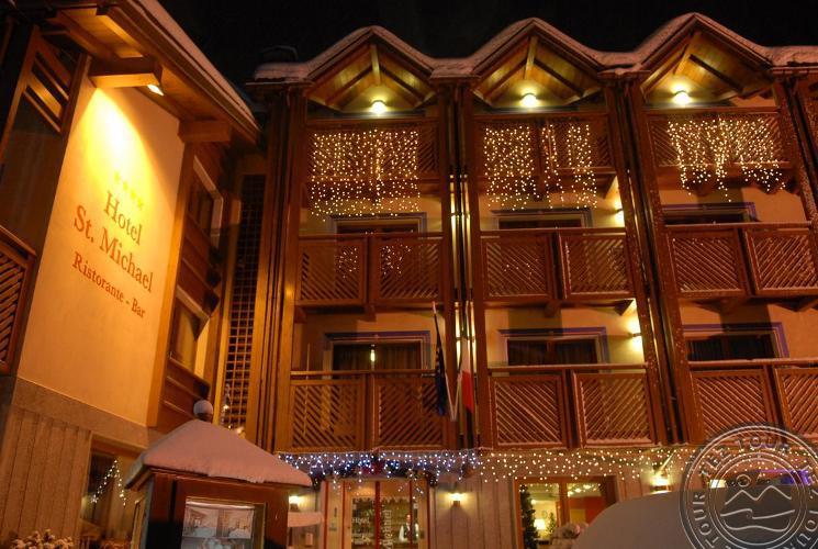 ST. MICHAEL HOTEL (LIVIGNO) 4 * №2