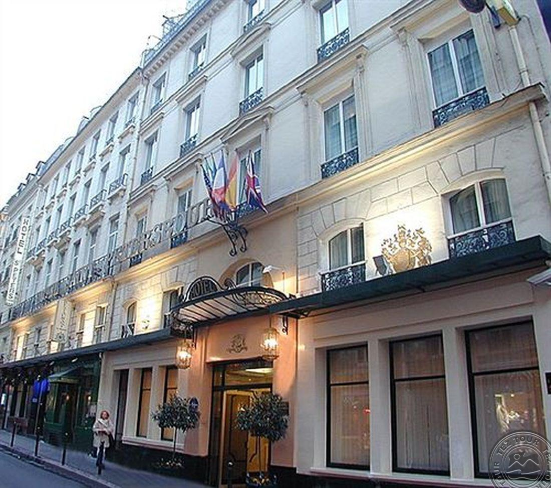 SAINT PETERSBOURG HOTEL 4 *
