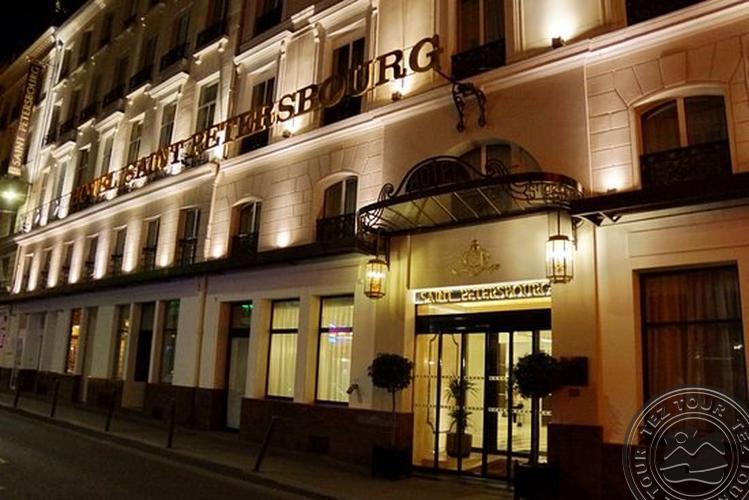 SAINT PETERSBOURG HOTEL 4 * №115
