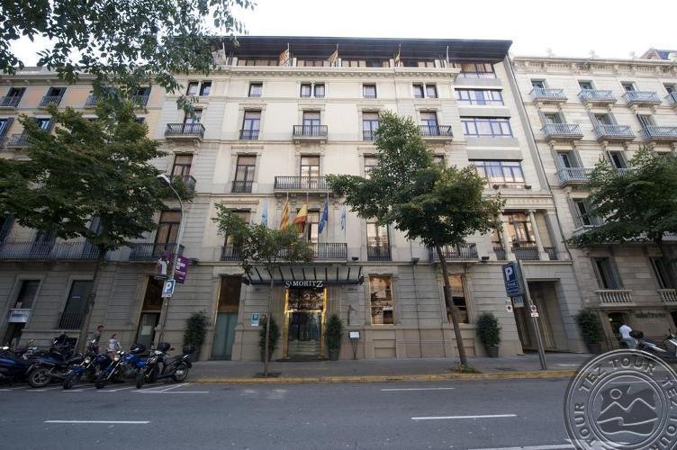 HCC ST.MORITZ 4 * - Ispanija