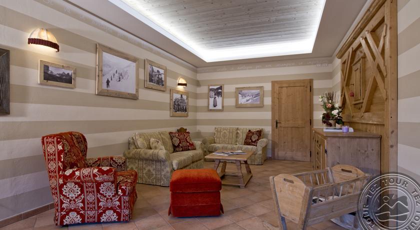 PIAZ HOTEL (POZZA DI FASSA) 2 * №19