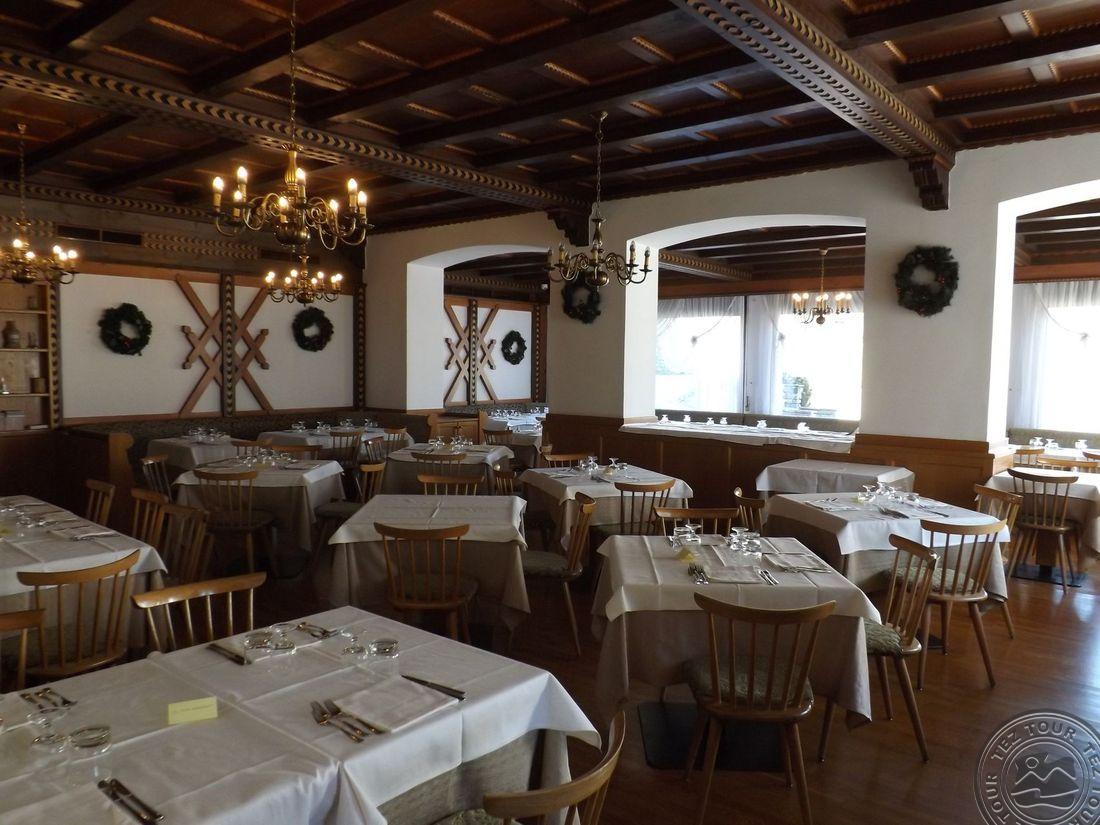 MONZONI HOTEL (POZZA DI FASSA) 3 * №13