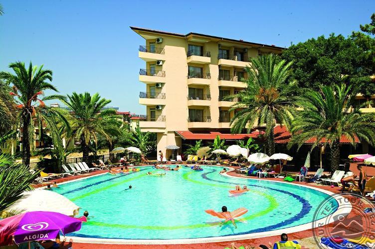Palm D'or Hotel 3 * - Сиде, Турция
