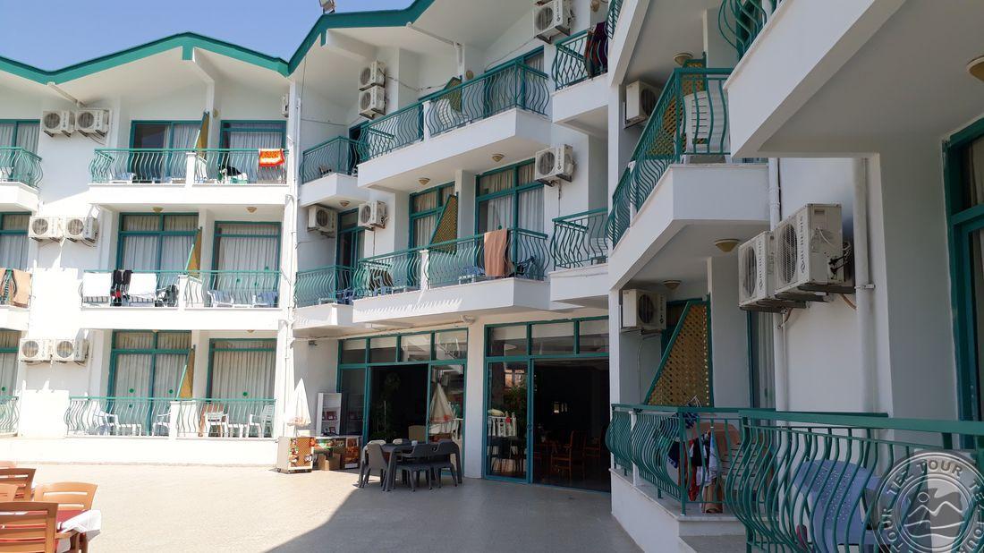 PARK SIDE HOTEL 3 * №7
