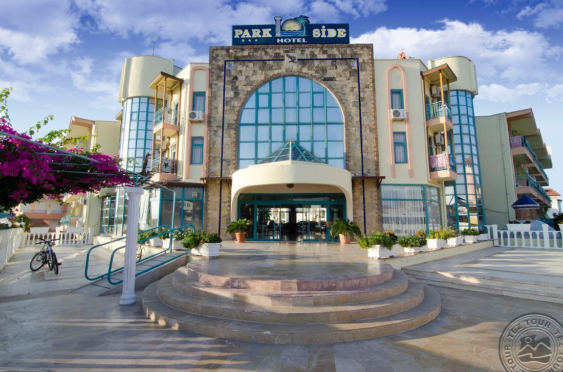 PARK SIDE HOTEL 3 * №10