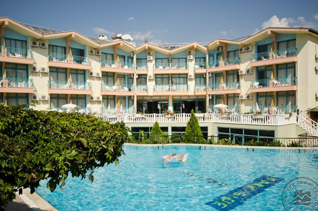 PARK SIDE HOTEL 3 *