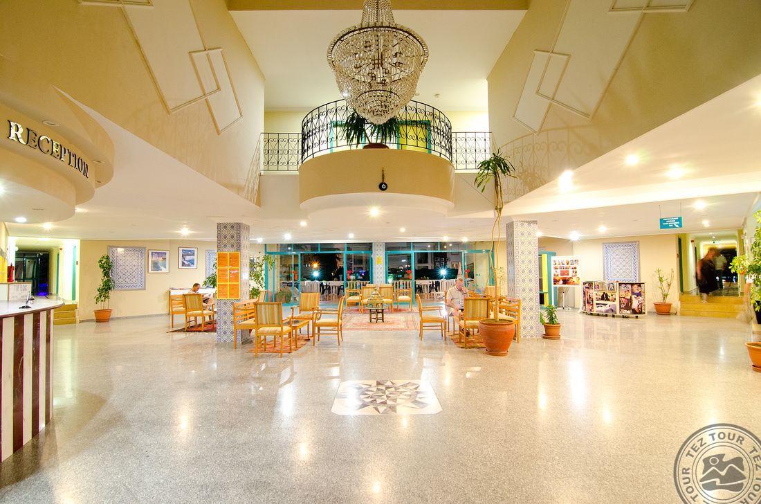 PARK SIDE HOTEL 3 * №12
