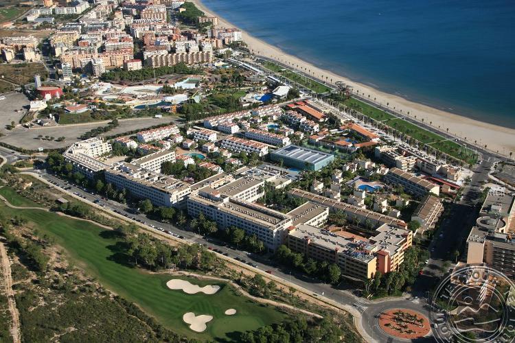 ESTIVAL PARK HOTEL RESORT, SPORT & SPA 4 * - Коста-Дорада, Испания