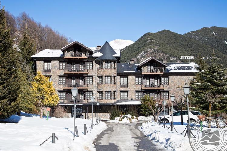 ABBA XALET SUITES HOTEL 4 * - Andora