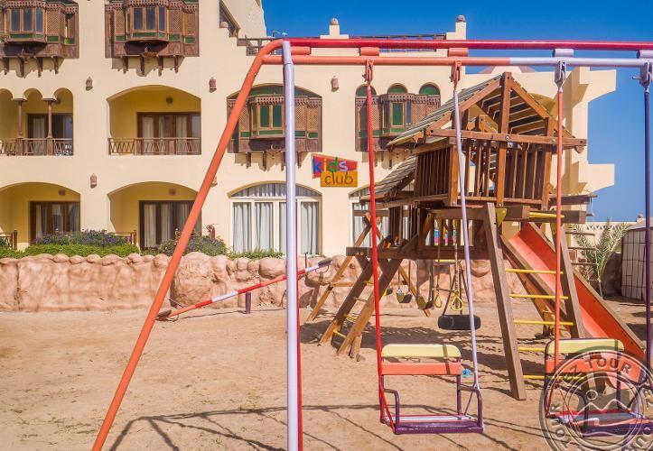 SUNNY DAYS RESORTS SPA & AQUA PARK - Hurgada, Egiptas