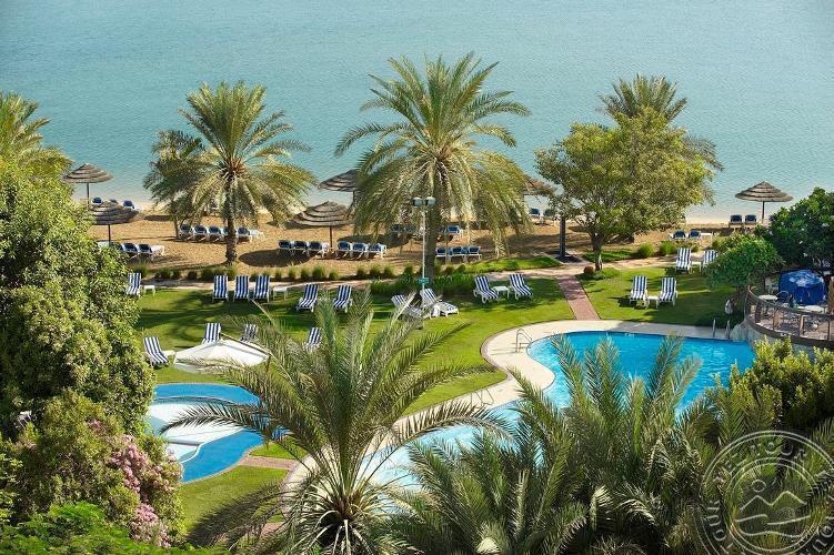 LE MERIDIEN ABU DHABI HOTEL 5 * - JAE