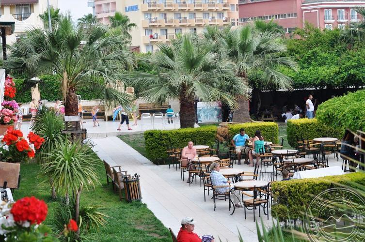 HOTEL CAMYUVA BEACH 4+ * №3