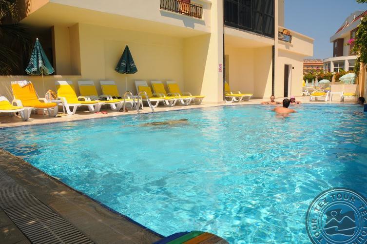 HOTEL CAMYUVA BEACH 4+ * №5