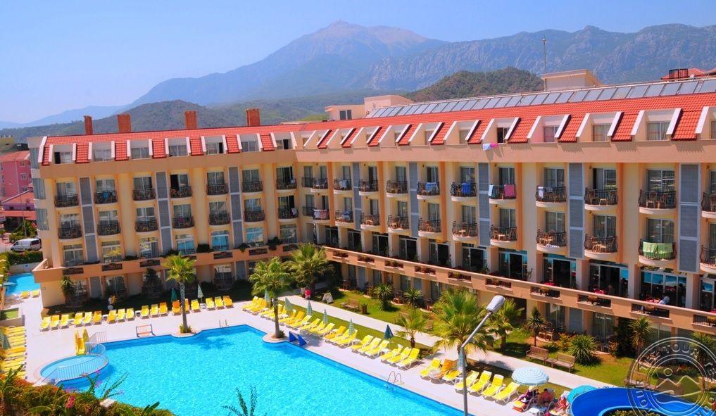 HOTEL CAMYUVA BEACH 4+ * №8