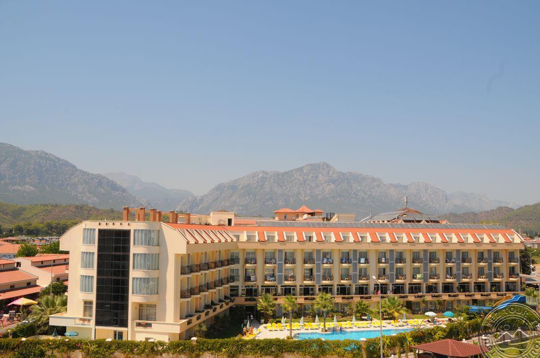 HOTEL CAMYUVA BEACH 4+ * №9