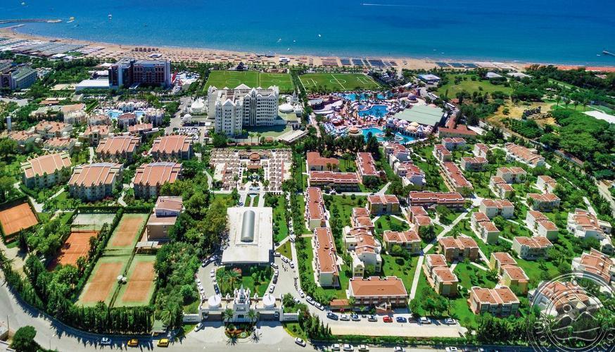 KAMELYA K CLUB HV-1 - Turkija