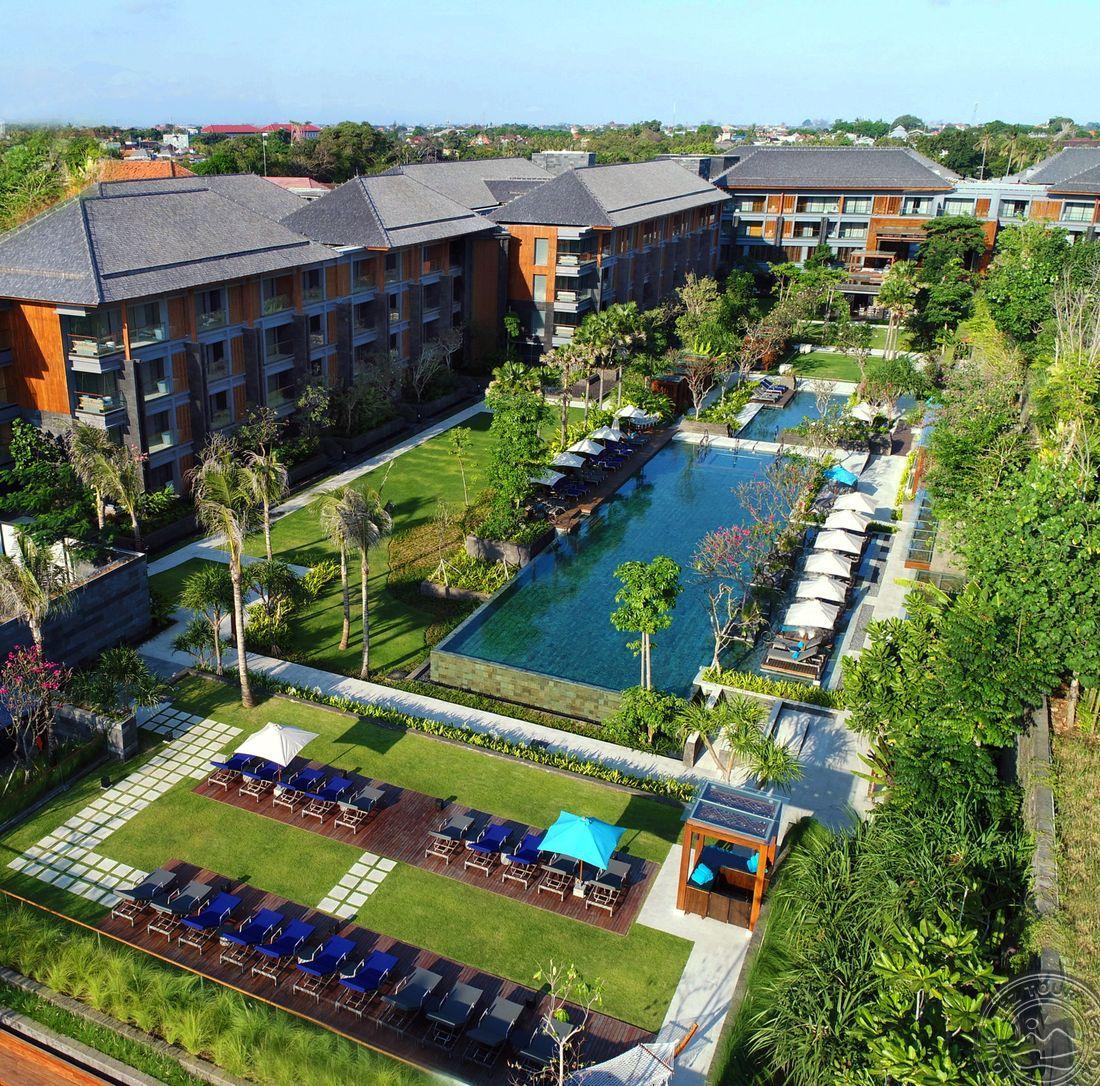 INDIGO BALI SEMINYAK BEACH HOTEL 5 * №42