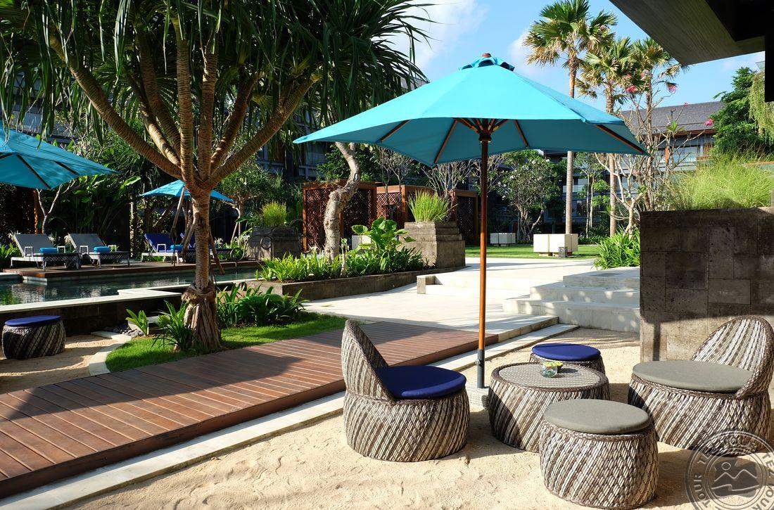 INDIGO BALI SEMINYAK BEACH HOTEL 5 * №47
