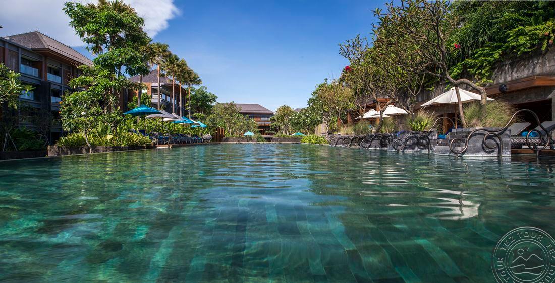 INDIGO BALI SEMINYAK BEACH HOTEL 5 * №56