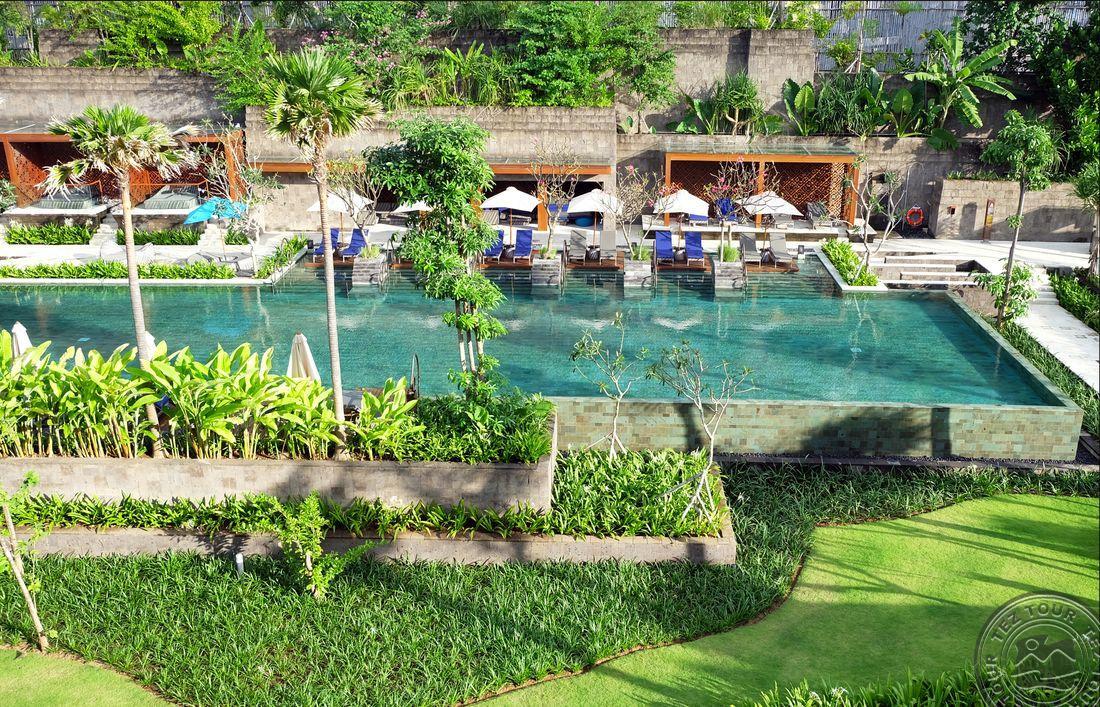 INDIGO BALI SEMINYAK BEACH HOTEL 5 * №80